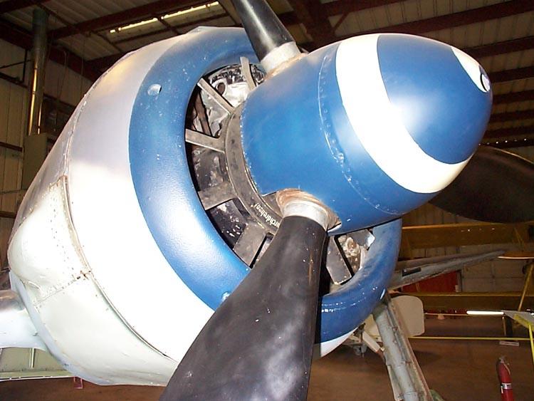 Focke Wulf Fw 190 F-8 walkaround