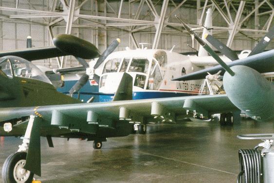 Piper PA-48 Enforcer walkround